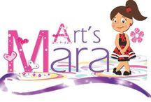 Arts Mara / um sonho / by Mara Artesanatos