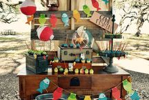 Party Ideas - Fishing