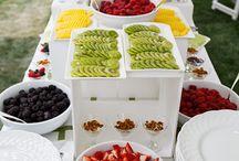 Food table ideas