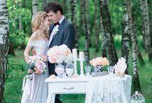 Свадьба шебби шик