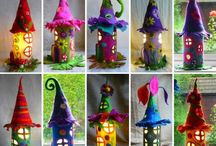 Fairy / Spring crafts
