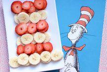 Dr. Seuss / by Ryann McTigue