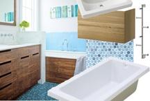 Bathroom Ideas / by Yvonne Pasqualone