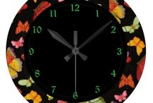 Butterfly Clocks Butterflies Are Blooming / Butterfly Clocks / by Butterflies Are Blooming