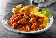 Delicious Indian & Asian Food Recipes & Spices / Food pictures of Indian and Asian food recipes and spices. Hot spicy curries and the colouful spices that go to make one of the five great cuisines of the world