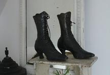 Footwear Fetish / by Christine Arnet