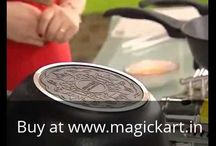 Kitchen Safty Tools Video / Magickart is ht ebest place to buy the safest kitchen tools via online with free shipping in India.