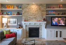 Living room ideas / by Brooke Carroll