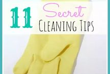 Cleaning Tips & Tricks / These are the best cleaning tips, cleaning tricks, cleaning hacks and ways to keep your home clean on a budget!