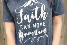 Camisetas evangelismo