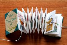 Intro to Bookmaking / Simple ideas and inspiration for folded and paper books