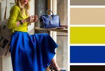 Mode couleurs