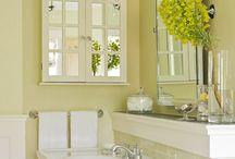 Powder & Bath rooms