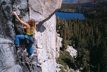 Anything Petzl / This is what I geek out about most. Climbing and climbing gear.