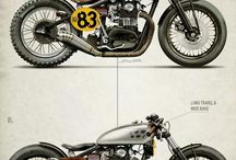 Project bikes / Gadgets