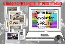 Google Drive Social Studies / A board for Google Drive lessons for the 1:1 or technology tied Social Studies classroom.