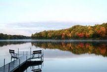 Hayward Lakes Area Scenery... / Hayward, Wisconsin scenery