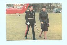 PRINCESS DIANA VISITS KIDDERMINSTER 6 MARCH 1986 / Visit