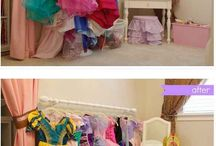 dressing up clothes storage
