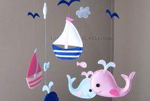 dětské kolotoče- moře