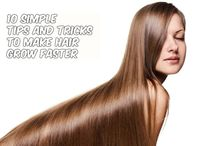 Hair Care / To enhance the beauty of your mane, follow our board.