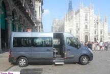Autonoleggio Fantoni / Airport transfers - excursion - taxi service - car - minibus.