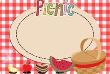 picnic da Zarah