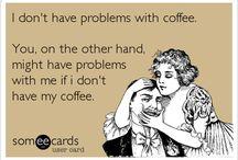 For the ❤ Coffee/Tea ☕ / by Danielle Stinson