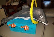 Surprise dolfijn