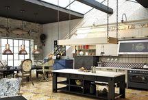 Kitchen Designs / Classic & Modern Kitchens