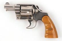 Pistols / Handguns. / by John Massey