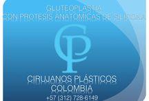 Gluteoplastia / Implantes de Silicona