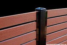 Aluminium Fence Posts