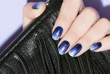 Fall into Ombre / Nothing has the subtle swank of an ombre mani - perfect for your fall look!
