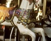 Carousel Horses / by Joy Comeau