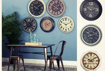 London Time / Complementi d'arredo - Gli orologi costituiscono da sempre un elemento di arredo. Oggetti dal design ricercato che faranno la loro figura ovunque decidiate di appenderli, adatti sia ad uno stile classico sia moderno.
