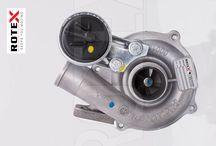 Nowe turbosprężarki