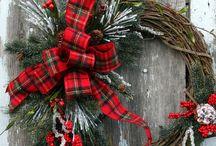 Vánoce - věnce