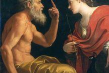Hera / Hera, the Greek goddess of marriage