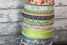 There's something about ribbons....