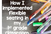"""My Blog Posts / This is a collection of blog posts you can find on my blog, """"Itsy Bitsy First Grade Teacher""""."""