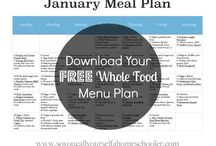 Food: Meal Plans / by Jackie