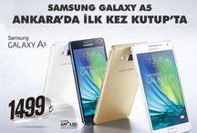 Samsung #GalaxyA5 / Sevgili Ankaralılar sizin için #Kutup'tan bir ilk daha... Samsung #GalaxyA5 Ankara'da ilk kez #Kutup'ta