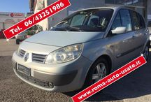 RENAULT SCENIC 1.9 DCI LUXE DYNAMIQUE € 2'990'00