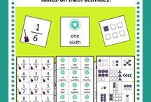 Education: Maths / by Kassandra Morrison