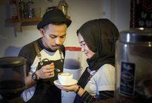 Couple Partners Coffee Cafe 3