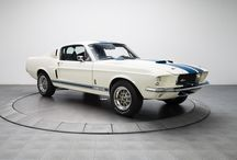 67 Shelby GT350