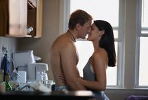 Kitchen Kiss / A kiss is the most meaningful and emotionally expressive in all of man's actions and gestures. It serves people to keep each others relationship and intimacy or heals pain and ease anguish.