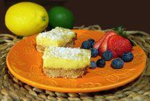 Healthier Desserts / by Linda McCormack