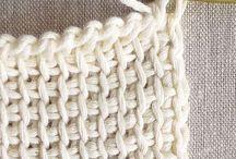 Crochet instructions/patterns